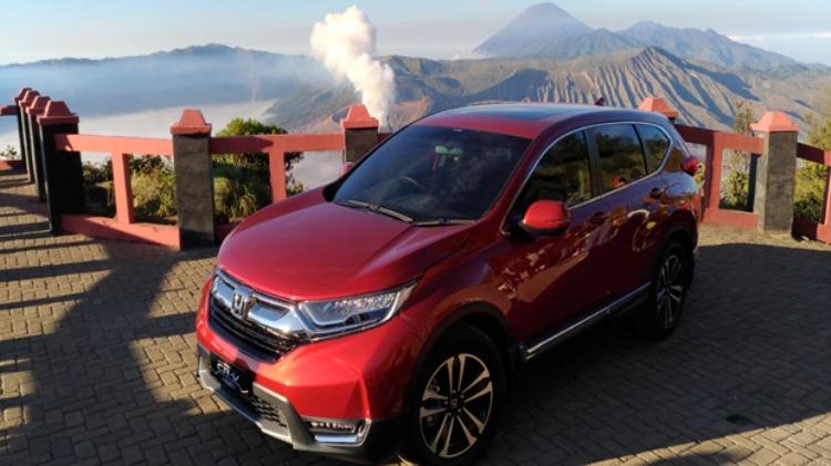 All New Honda CR-V Tetap Idola Konsumen