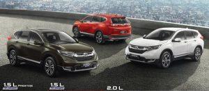 Harga Honda CR-V Makassar