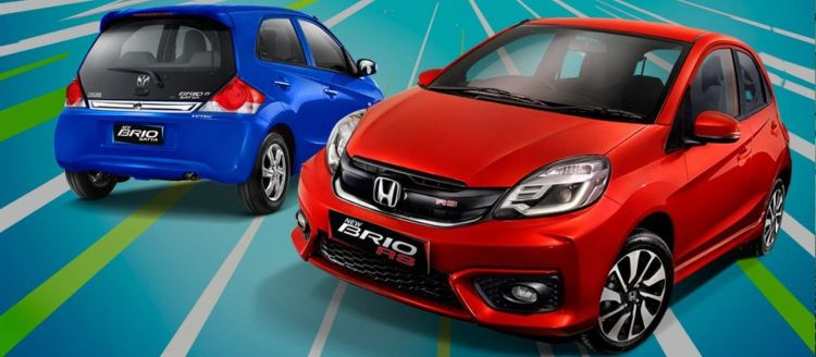 Harga Honda Brio Makassar