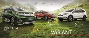 Harga Honda BR-V Makassar