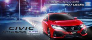 Harga Honda Civic Makassar