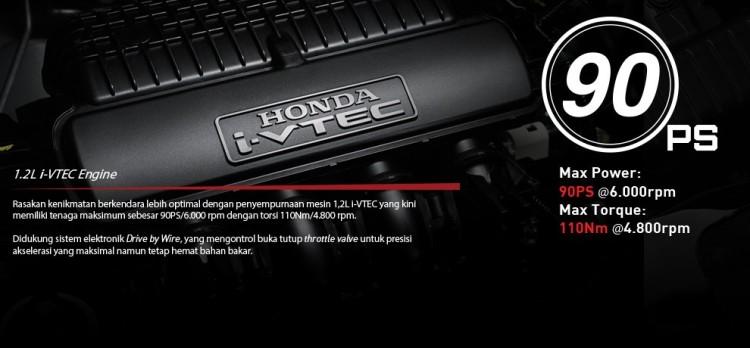 Spesifikasi & Harga Honda Brio 2017 Makassar