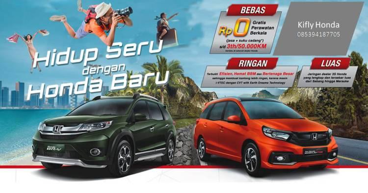 Promo Akhir Tahun Honda Makassar