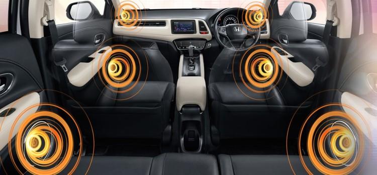 Interior Honda HRV