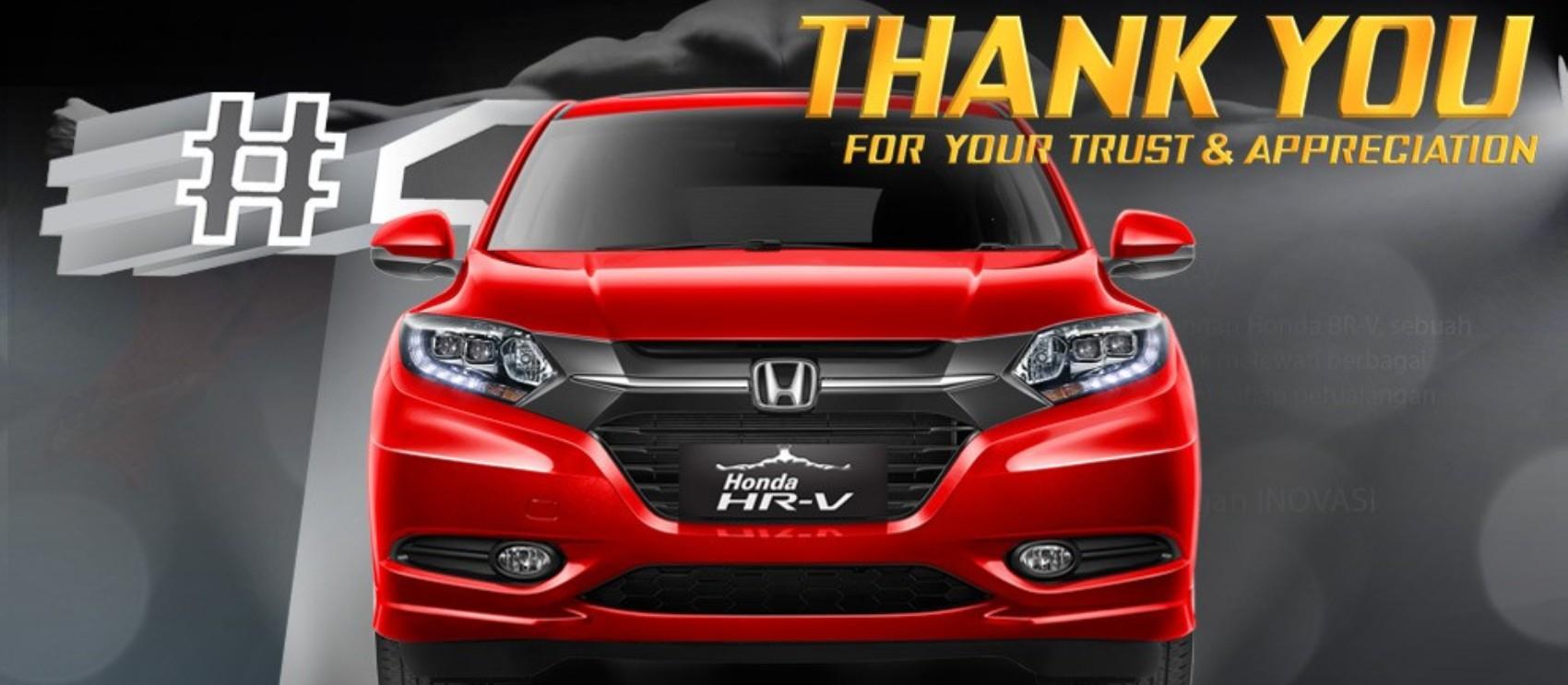 Harga Honda HR-V Makassar