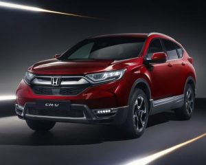 All-New Honda CR-V Debut di Geneva Motor Show