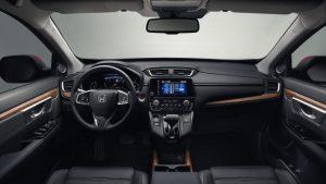 All-New Honda CR-V Debut di Geneva Motor Show
